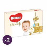 Huggies Elite Soft pelenka 4, 8-14 kg, HAVI PELENKACSOMAG 132 db
