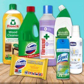 Egyéb háztartási tisztítószer