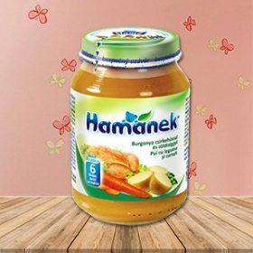 Hamánek bébiétel