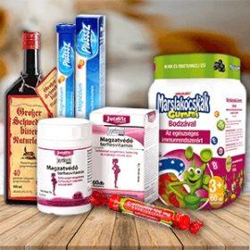 Vitamin, egészség, tea