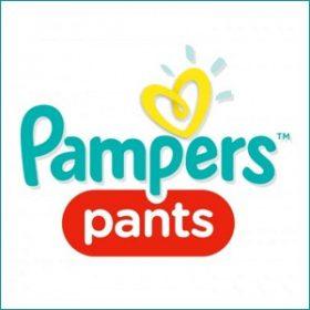 Pampers Pants havi bugyipelenka csomag