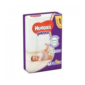 Huggies Pants havi bugyipelenka csomag