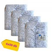 Gazdaságos típusú pelenka Mini 2, 3-5 kg HAVI PELENKACSOMAG 4x50 db (II. osztályú termék)