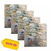Gazdaságos típusú pelenka Junior 6+, 16-30 kg HAVI PELENKACSOMAG 4x50 db (II. osztályú termék)
