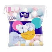 Bella kozmetikai színes vattapamacs (100 db)