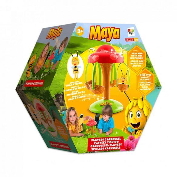 Maja, a méhecske körhinta játékszett
