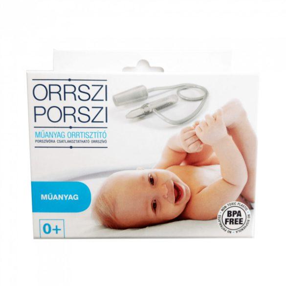 Orrszi-Porszi orrtisztító orrszívó