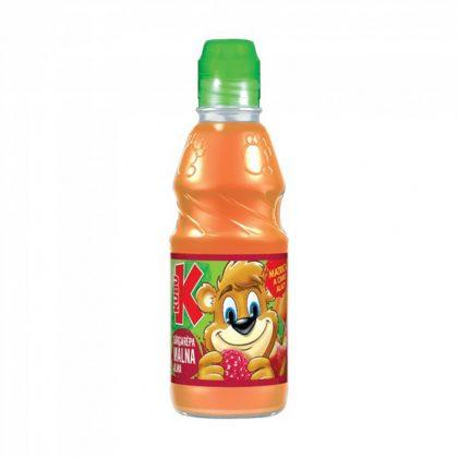Kubu ital - sárgarépa-málna-alma (300 ml)