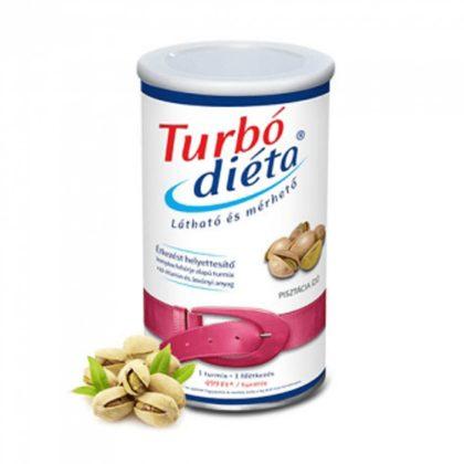 Turbó Diéta fogyókúrás italpor - pisztácia (525 g)
