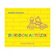 Boribon autózik - Marék Veronika