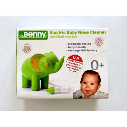 Dr. Benny elektromos orrszívó