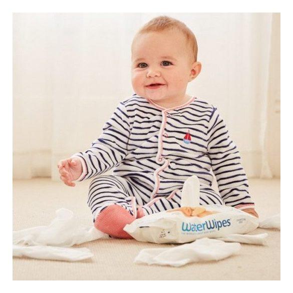 WaterWipes természetes baba törlőkendő 28 lapos