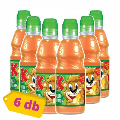 Kubu ital - multivitamin (6x300 ml)