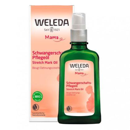 Weleda ápoló olaj várandós anyáknak (100 ml)