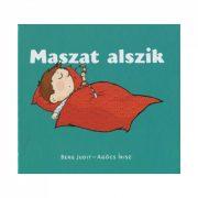 Maszat alszik - Berg Judit