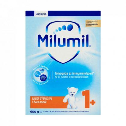 Milumil Junior 1+ gyerekital 12 hó+ (600 g)