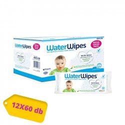 WaterWipes SoapBerry természetes baba törlőkendő 12x60 lapos