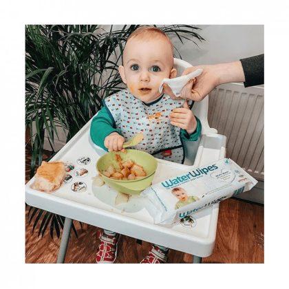 WaterWipes SoapBerry természetes baba törlőkendő 12x60 db