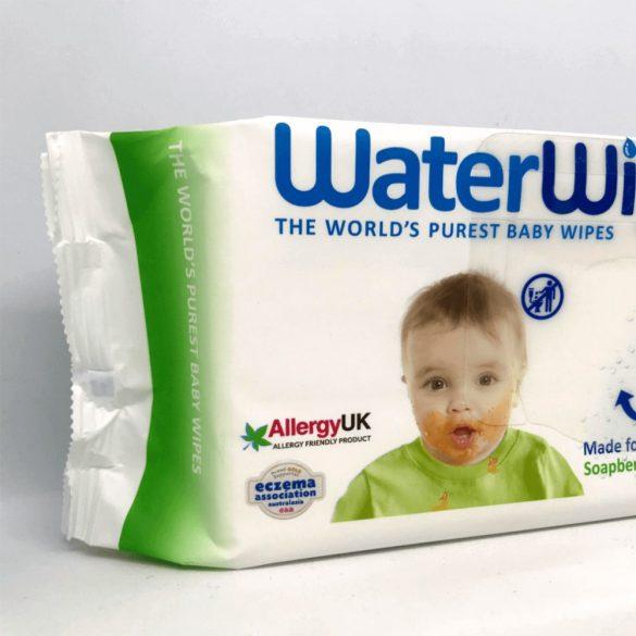 WaterWipes SoapBerry természetes baba törlőkendő 60 db