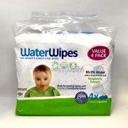 WaterWipes SoapBerry természetes baba törlőkendő 4x60 db