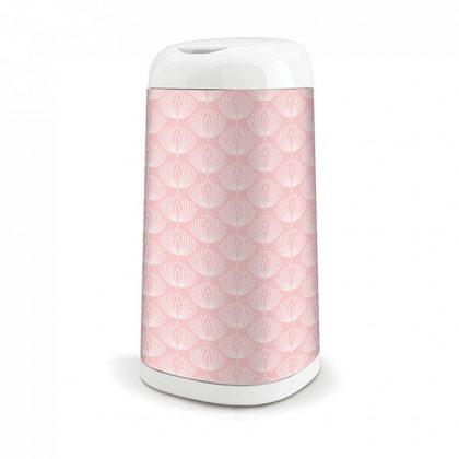 AngelCare Dress Up pelenkatároló huzat (pink virágos)