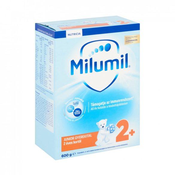 Milumil Junior 2+ gyerekital 24 hó+ (600 g)