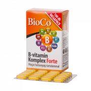 BioCo B-vitamin komplex Forte tabletta (100 db)