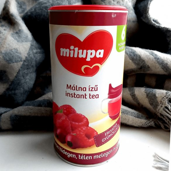 Milupa málna ízű instant tea 6 hó+ (200 g)