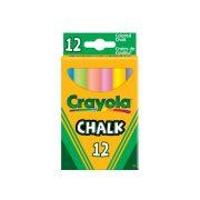 Crayola színes táblakréták (12 db)