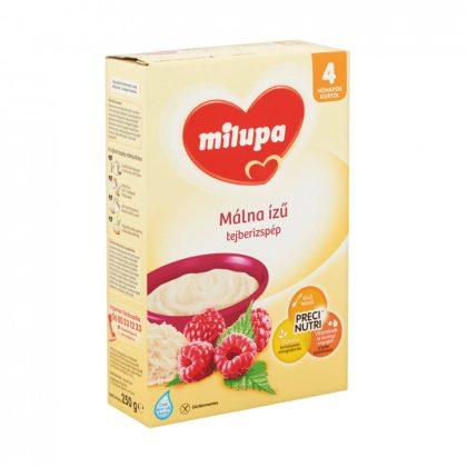 MEGSZŰNT - Milupa málna ízű tejberizspép 4 hó+ (250 g)