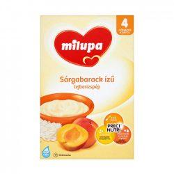 Milupa sárgabarack ízű tejberizspép 4 hó+ (250 g)