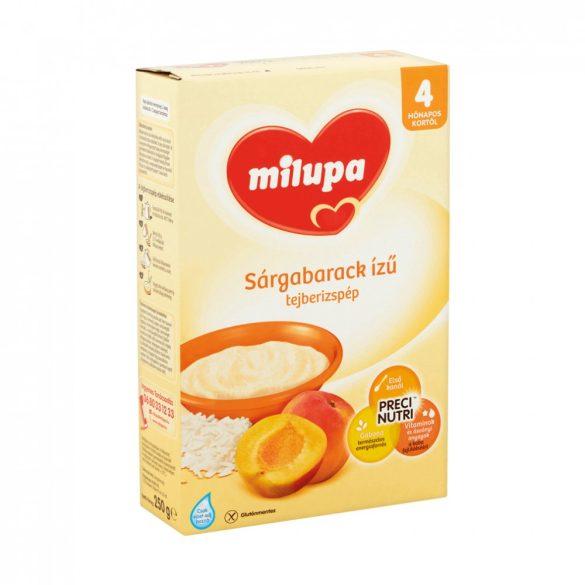 MEGSZŰNT - Milupa sárgabarack ízű tejberizspép 4 hó+ (250 g)