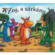 Zog, a sárkány lapozó - Julia Donaldson