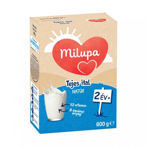 Milupa natúr tejes ital, 24 hó+ (600 g)