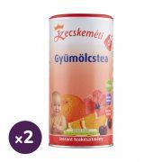 Kecskeméti instant gyümölcstea, 6 hó+ (2x200 g)