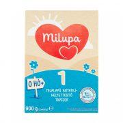Milupa 1 tejalapú, anyatej-helyettesítő tápszer 0 hó+ (900 g)