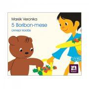 5 Boribon mese - ünnepi kiadás - Marék Veronika