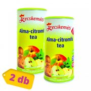 Kecskeméti alma-citromfű instant tea, 6 hó+ (2x200 g)