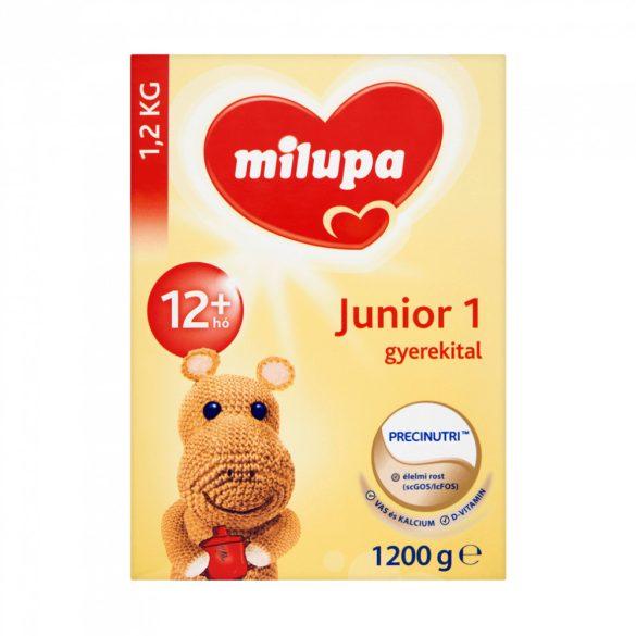 Milupa Junior 1 gyerekital 12 hó+ (2x1200 g) + AJÁNDÉK