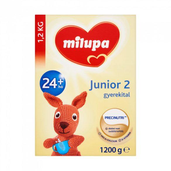 Milupa Junior 2 gyerekital 24 hó+ (2x1200 g) + AJÁNDÉK