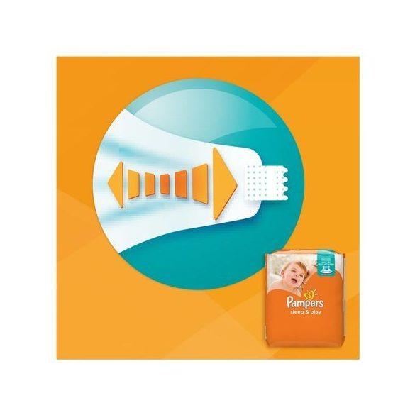 Pampers Sleep & Play pelenka, Midi 3, 6-10 kg, 78 db-os