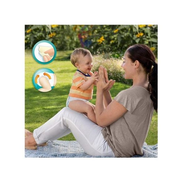 Pampers Sleep & Play pelenka, Maxi 4, 9-14 kg, 68 db