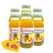 Kecskeméti őszibarack-ananász gyümölcsnektár, 4 hó+ (6x200 ml)