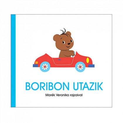 Boribon utazik - Marék Veronika