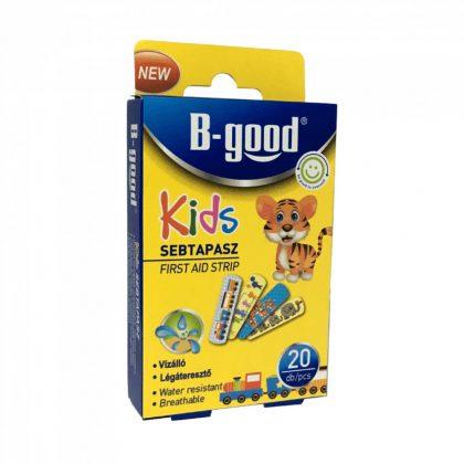 B-Good Kids sebtapasz gyerekeknek 20 db