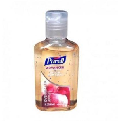 Purell kézfertőtlenítő gél, 30 ml, almás