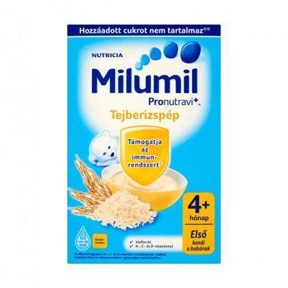 Milumil gluténmentes tejberizspép 4 hó+ (225 g)