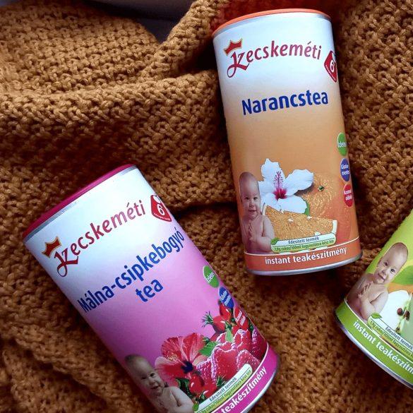 Kecskeméti narancs instant tea, 6 hó+ (2x200 g)