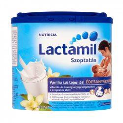 Lactamil vanília ízű tejes ital édesanyáknak (400 g)