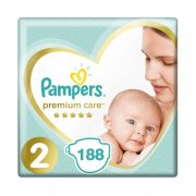 Pampers Premium Care pelenka, Mini 2, 4-8 kg HAVI PELENKACSOMAG 188 db